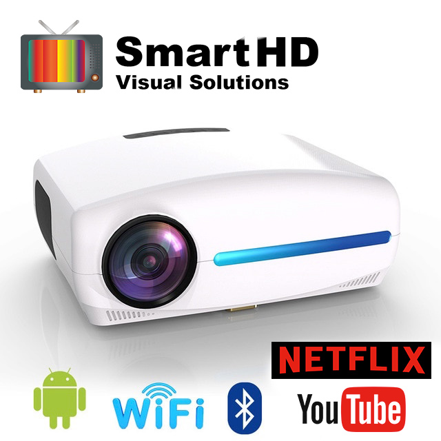 Full HD LED Beamer SmartHD